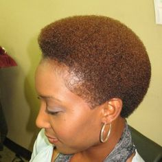 "Diva Cut by: ""QUEENCUTZ"" Tapered Haircut Natural Hair, Natural Hair Haircuts, Natural Hair Short Cuts, Short Hair Cuts, Natural Hair Styles, Elegant Short Hair, Natural Hair Transitioning, African Hairstyles, Hair Inspiration"