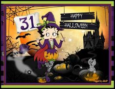 Betty Boop Halloween, Pea Salad, Jessica Rabbit, Embroidery Designs, Mickey Mouse, Disney Characters, Fictional Characters, Painting, Dates