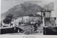 Cape Dutch, Mountain Pass, Cape Town, South Africa, Past, Future, History, Street, Photos