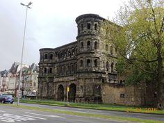 Puerta negra, Tréveris, Alemania