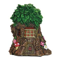 Treehouse Statue