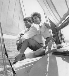 John F Kennedy and Jacqueline Kennedy