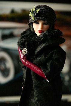 Coco Chanel Barbie This Barbie I like.