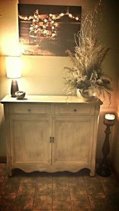 Holiday entryway Entryway Tables, Buffet, Cabinet, Holiday, Furniture, Home Decor, Clothes Stand, Homemade Home Decor, Vacation