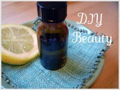 DIY Beauty: homemade vitamin C serum
