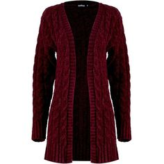 Boohoo Julia Cable Boucle Edge To Edge Cardigan | Boohoo ($22) ❤ liked on Polyvore featuring tops, cardigans, sequin cardigan, turtle neck top, cable cardigans, chunky turtleneck and chunky cable knit cardigan