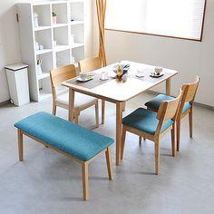 出口北歐家具長餐桌1.2M 日式餐桌 現代簡約實木水曲柳餐桌椅組合-淘寶網