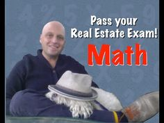 Real Estate Test, Real Estate School, Real Estate Career, Us Real Estate, Real Estate Broker, Real Estate Investing, Real Estate Training, Maths Exam, Exams Tips
