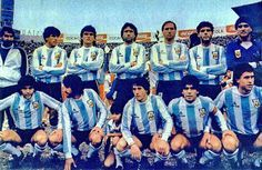 EQUIPOS DE FÚTBOL: SELECCIÓN DE ARGENTINA 1984-85