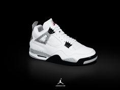 Nike Air Jordan Retro Cement IVs dropping this year