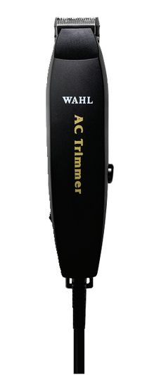 Ac Trimmer. Precision corded trimmer with scoop nose design #wahl #trimmer