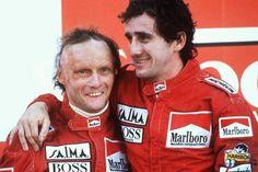 Lauda Prost McLaren