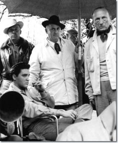 Image result for elvis presley on the movie set roustabout