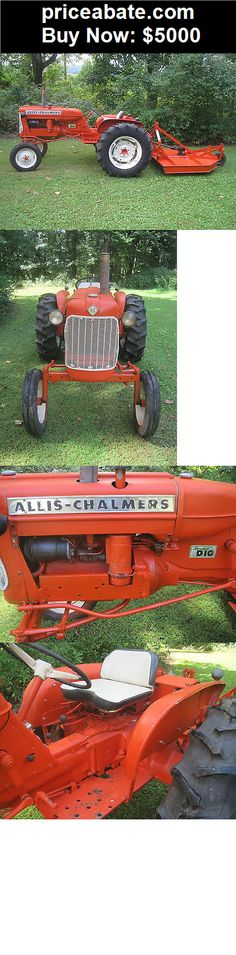 Heavy-Equipments: Allis Chalmers D10 Tractor Series 2 - BUY IT NOW ONLY $5000