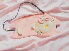 #peach #pink #pastel #cute #cutestuff #hellokitty
