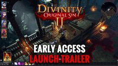 One of the more interesting upcoming RPGs in terms of aesthetics. I'll be sure to link you to Divinity: Original Sin 2 - Early Access Launch Trailer https://www.youtube.com/watch?v=3A_PEIkZ0O8 #OriginalSin2 #RPGs @larianstudios