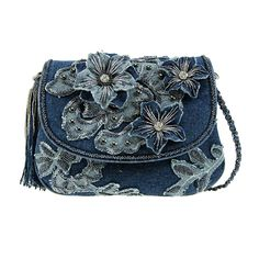 Mary Frances Good Jeans Handbag: Handbags: Amazon.com