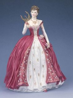 lady Figurine- possibly Royal Doulton