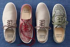 Generic Surplus Mens Canvas Sneaker