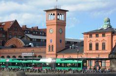 Central Station in Malmö, Sweden.