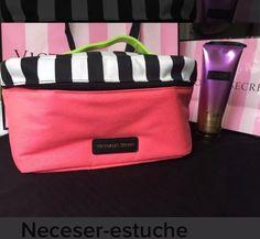 Victoria Secret Necesser Pink - S/. 80,00 en Mercado Libre
