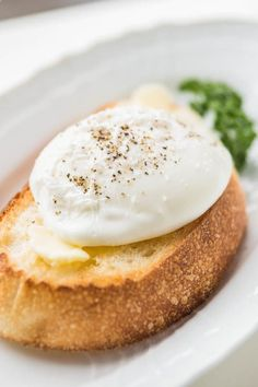 Perfect Poached Egg  - http://maestrorecipes.com/perfect-poached-egg/...best ones we had were in provence and our friend made them with lemon zest on them on fresh french bread....yum