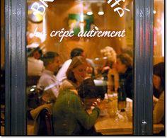 Best Creperie in Paris Le Marais :  Breizh Café