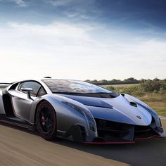 My favourite Lambo of all time! The ultimate Veneno!