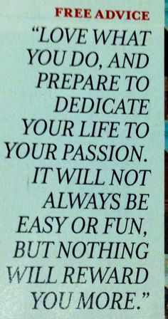 I truly love and believe this! It's a quote from the January Southern Living by Lindsay Meacham.