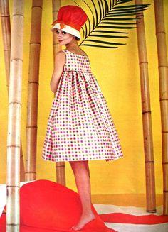 1961 Fashion,Seventeen Magazine