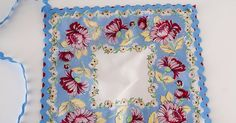 11 amazing ways to re-use old vintage handkerchiefs