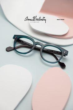 Eyewear - Anne et Valentin - Model DRYDEN