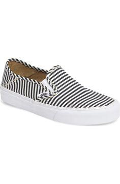 Vans 'SF' Slip-On Sneaker (Women) available at #Nordstrom