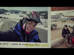 First video from Juli Hirata´s ride from Alaska to Argentina. Great adventure!