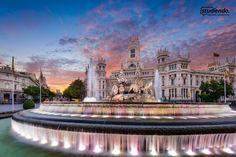 Raus aus dem WG-Zimmer und hinaus in die Welt? Wie wäre es mit einem Städtetrip nach Madrid?