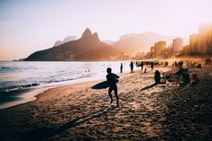 #surf #brazil holiday destination #surfcamp
