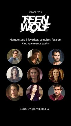 Joguinhos Teen Wolf Memes, Grey's Anatomy, Bingo, Supernatural, Stranger Things, Instagram Story, Quizes, Templates, This Or That Questions