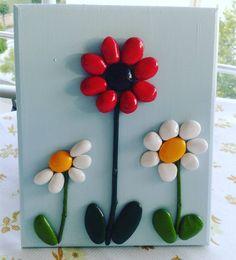 #tasboyama #taşboyama #tasboyamasanati #paint #tablo #akrilik #akrilikboya #hobi #elyapimi #cicek #cicekler #flowers #flover #stoneart #tastasarim #hediye #kisiyeozel #kisiyeozeltasarim #sanat #siparisalinir #siparis
