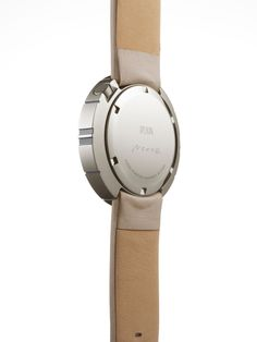slice watch by nendo for NAVA design