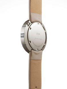 slice watch by nendo for NAVA design