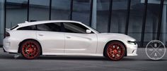 The Hansen Art Hellcat Charger Shooting Brake is the Dodge Magnum We All Want - Torque News