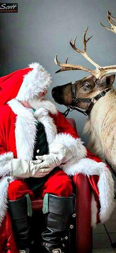 Americana+ — seasonalwonderment:   C'mon, Santa! It's time to...