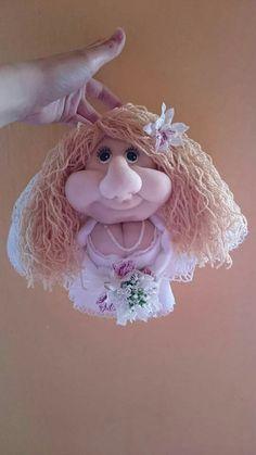 Doll Handmade Bride DIY