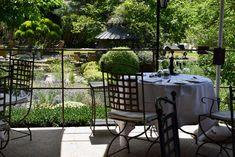 Terrasse La Cabro d'Or #Gastronomie #RelaisEtChateaux