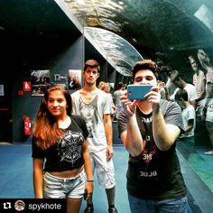 #Repost @spykhote with @repostapp ・・・ #Friends have #Fun at #aquarium #crete #greece #cretaquarium #selfie#visitgreecegr #menoumellada #hersonissos Crete Island, Creta, Greek Art, Beauty Care, Crete Greece, Selfie, T Shirts For Women, Instagram Posts, Unique