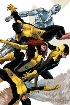 Writer Brian Michael Bendis Talks Marvel NOW!'s ALL-NEW X-MEN