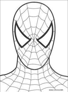 imagenes de spiderman para colorear - MySearch