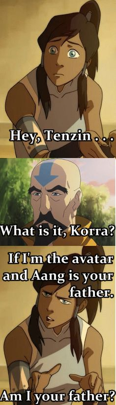 legend of korra funny pics | Korra is now a father legend of korra Funny Pictures Add Funny