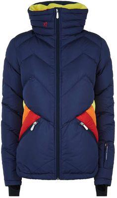 40 Damen Winterjacke Steppjacke North Bend Urban Jacket Lady navy Gr