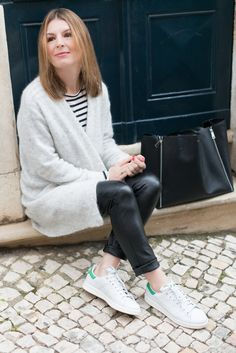 #stansmith - Blog Mode - The Working Girl